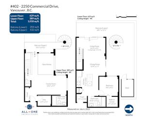 Photo 40: 402 2250 COMMERCIAL DRIVE in Vancouver: Grandview Woodland Condo for sale (Vancouver East)  : MLS®# R2599837