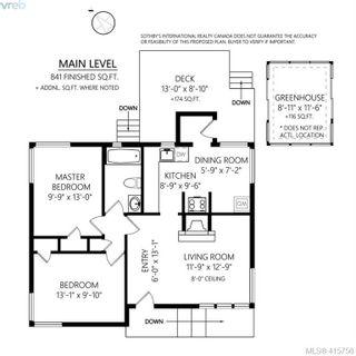 Photo 27: 260 Regina Ave in VICTORIA: SW Tillicum House for sale (Saanich West)  : MLS®# 824726