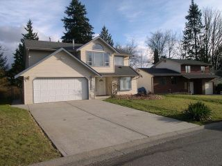 Photo 1: 32468 GREBE Crescent in Mission: Mission BC House for sale : MLS®# F1305733