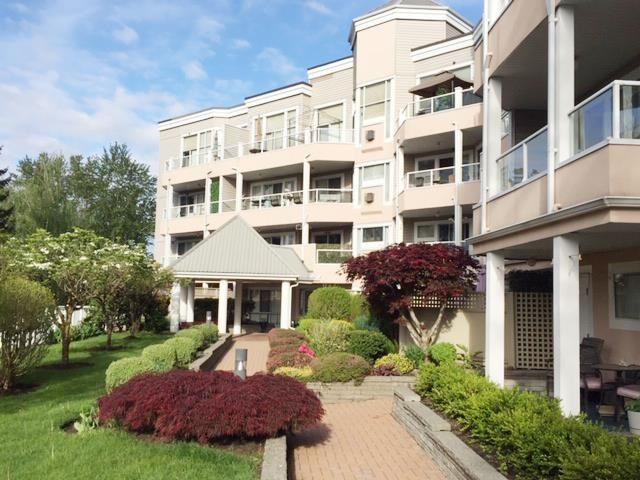 Main Photo: 408 11605 227 Street in Maple Ridge: East Central Condo for sale : MLS®# R2578086