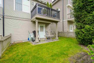 "Photo 39: 101 15152 62A Avenue in Surrey: Sullivan Station Townhouse for sale in ""UPLANDS"" : MLS®# R2575681"