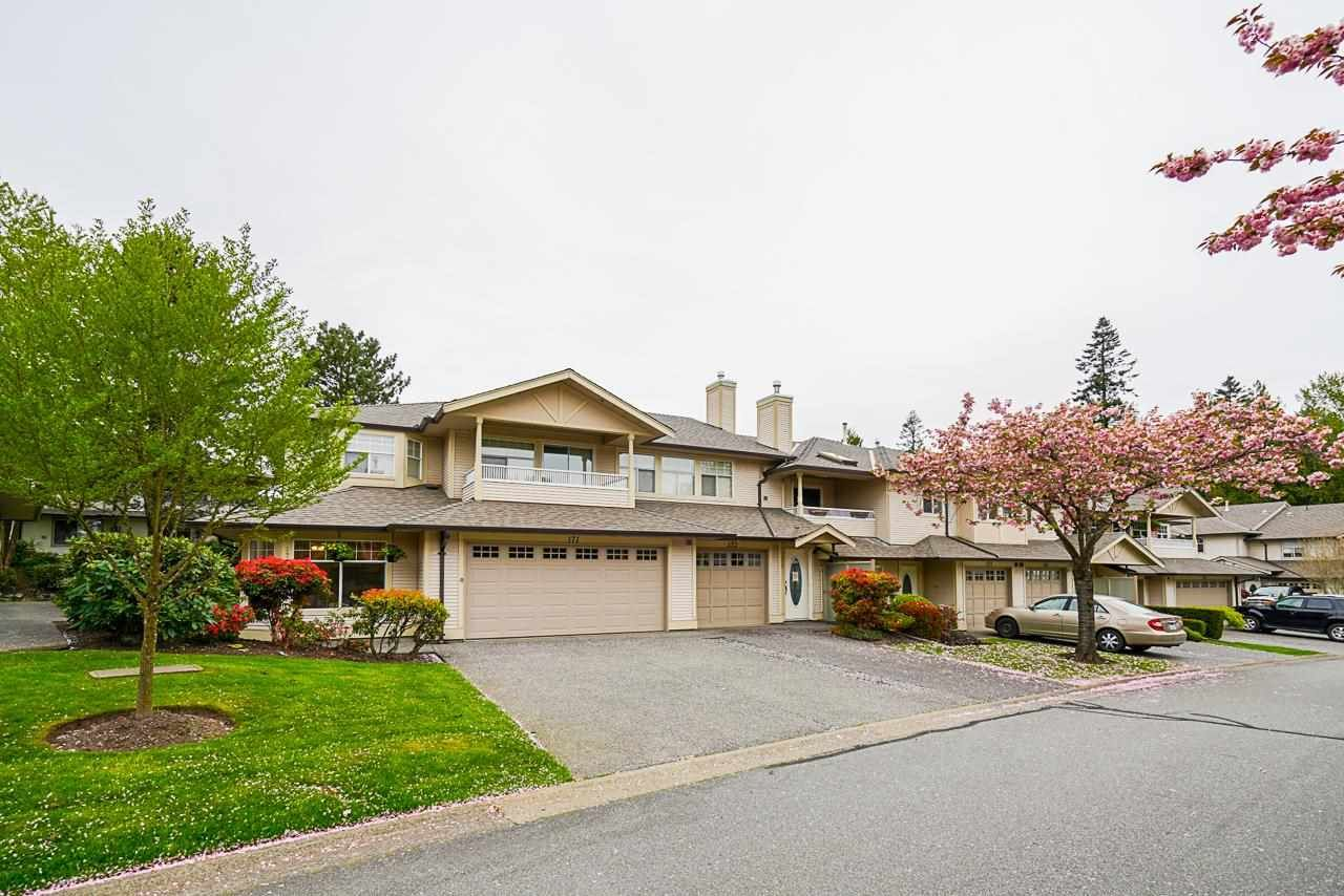 """Main Photo: 171 20391 96 Avenue in Langley: Walnut Grove Townhouse for sale in """"Chelsea Green"""" : MLS®# R2573525"""