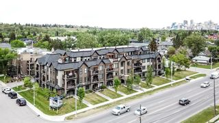 Photo 4: 308 3320 3 Avenue NW in Calgary: Parkdale Apartment for sale : MLS®# A1147869