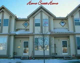 Photo 1:  in CALGARY: Shawnessy Townhouse for sale (Calgary)  : MLS®# C3246882