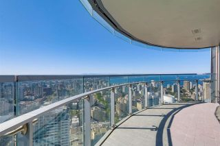 """Photo 8: 5102 1151 W GEORGIA Street in Vancouver: Coal Harbour Condo for sale in """"TRUMP TOWER"""" (Vancouver West)  : MLS®# R2230495"""