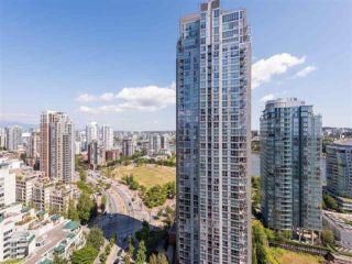 """Main Photo: 2701 1438 RICHARDS Street in Vancouver: Yaletown Condo for sale in """"AZURA I"""" (Vancouver West)  : MLS®# R2592229"""