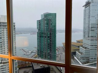 Photo 1: 2701 1128 SW HASTINGS Street in Vancouver: Coal Harbour Condo for sale (Vancouver West)  : MLS®# R2543925