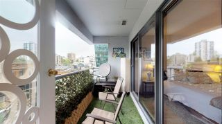 Photo 12: 509 1060 ALBERNI STREET in Vancouver: West End VW Condo for sale (Vancouver West)  : MLS®# R2374702