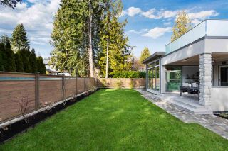 Photo 36: 3903 LORAINE Avenue in North Vancouver: Edgemont House for sale : MLS®# R2542179