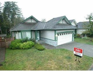 """Photo 1: 126 BLACKBERRY Drive: Anmore House for sale in """"ANMORE GREEN ESTATES"""" (Port Moody)  : MLS®# V669789"""