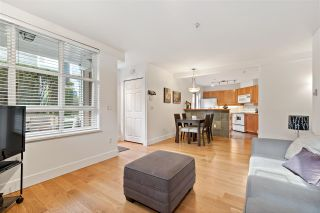 "Photo 4: 102 665 W 7TH Avenue in Vancouver: Fairview VW Townhouse for sale in ""The Ivy's"" (Vancouver West)  : MLS®# R2439208"