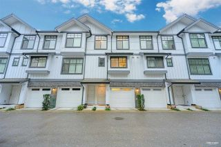Photo 1: 5 5028 SAVILE ROW in Burnaby: Burnaby Lake Townhouse for sale (Burnaby South)  : MLS®# R2518040
