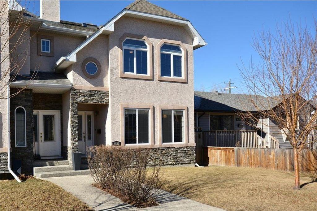 Main Photo: 4531 20 AV NW in Calgary: Montgomery House for sale : MLS®# C4108854