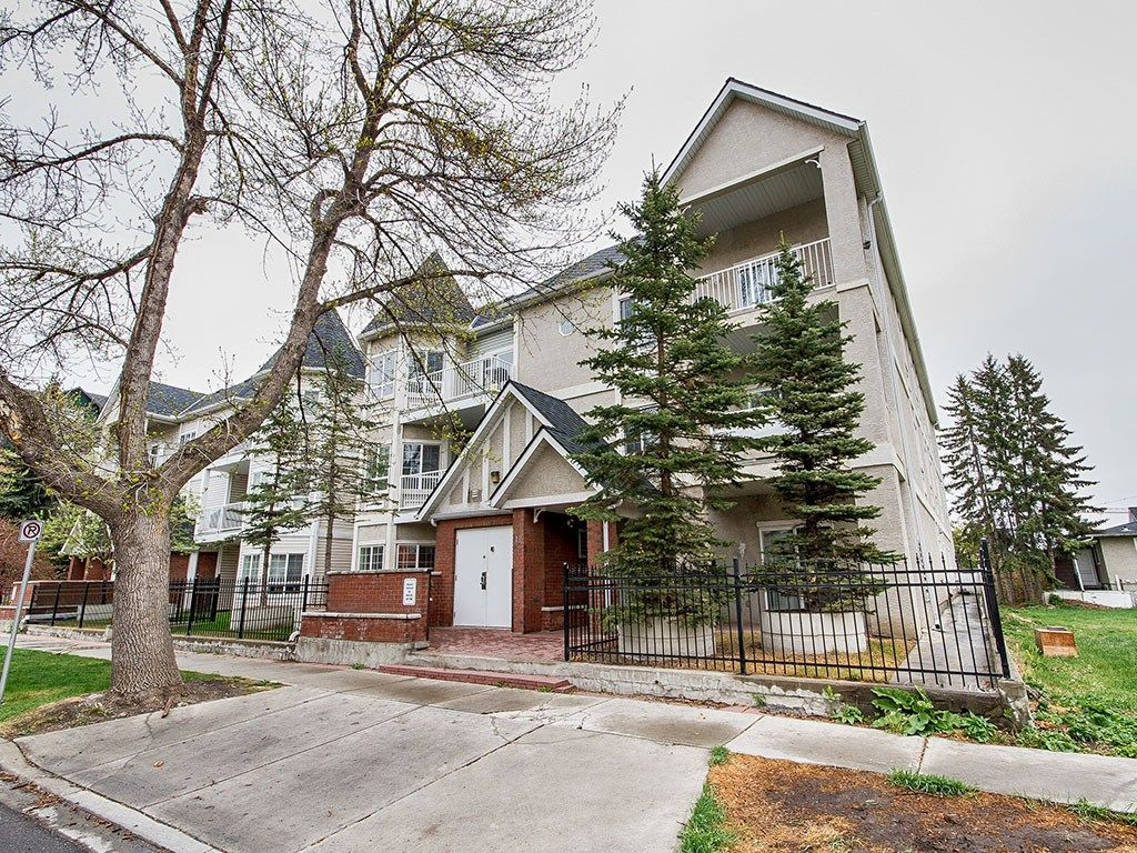 Main Photo: 202 42 6A Street NE in Calgary: Apartment for sale : MLS®# C4061081