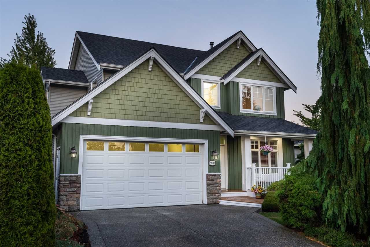 """Main Photo: 5800 167 Street in Surrey: Cloverdale BC House for sale in """"WESTSIDE TERRACE"""" (Cloverdale)  : MLS®# R2487432"""