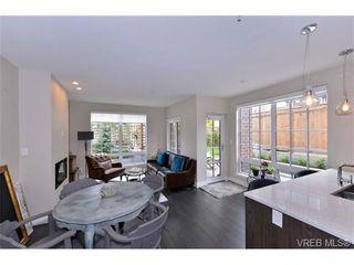 Photo 5: 104 1011 Burdett Ave in VICTORIA: Vi Downtown Condo for sale (Victoria)  : MLS®# 734174