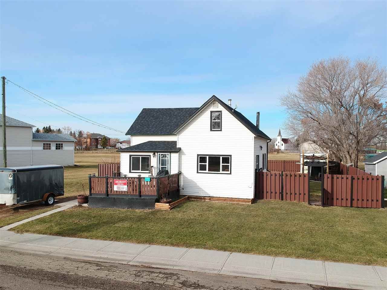 Main Photo: 5106 49 Avenue: Radway House for sale : MLS®# E4229683