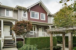 Photo 1: 24 5999 ANDREWS ROAD in Richmond: Steveston South Townhouse for sale : MLS®# R2315160