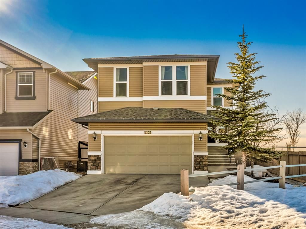 Main Photo: 236 Chapalina Heights SE in Calgary: Chaparral Detached for sale : MLS®# A1078457