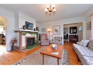 Photo 5: 1109 Lyall St in VICTORIA: Es Saxe Point House for sale (Esquimalt)  : MLS®# 747049