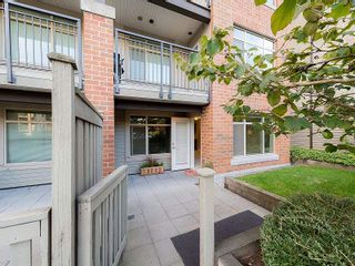 """Photo 10: 102 9199 TOMICKI Avenue in Richmond: West Cambie Condo for sale in """"MERIDIAN GATE"""" : MLS®# R2006928"""