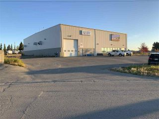Main Photo: 8316 N ALASKA Road in Fort St. John: Fort St. John - City SE Industrial for sale (Fort St. John (Zone 60))  : MLS®# C8034329