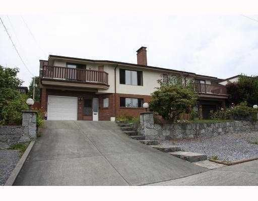 Main Photo: 5421 FRANCES Street in Burnaby: Capitol Hill BN 1/2 Duplex for sale (Burnaby North)  : MLS®# V760541