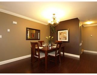 """Photo 7: 642 ST GEORGES Avenue in North_Vancouver: Lower Lonsdale Townhouse for sale in """"St.Georges Court"""" (North Vancouver)  : MLS®# V762753"""
