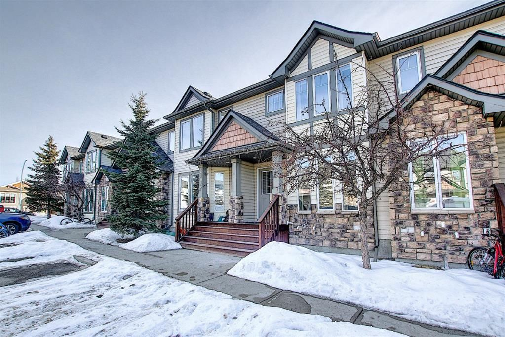 Main Photo: 2106 2445 Kingsland Road SE: Airdrie Row/Townhouse for sale : MLS®# A1117001
