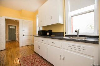 Photo 9: 804 Banning Street in Winnipeg: West End Residential for sale (5C)  : MLS®# 1720547