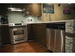 """Photo 4: 608 1008 CAMBIE Street in Vancouver: Yaletown Condo for sale in """"WATERWORKS AT MARINA POINTE"""" (Vancouver West)  : MLS®# V924954"""