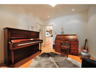 """Photo 8: 418 FIRST Street in New Westminster: Queens Park House for sale in """"QUEENS PARK"""" : MLS®# V1075029"""