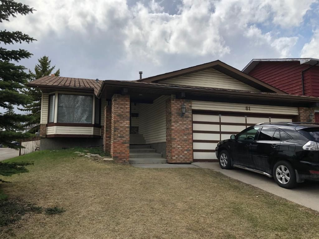 Main Photo: 61 Edgedale Drive NW in Calgary: Edgemont Detached for sale : MLS®# A1102113