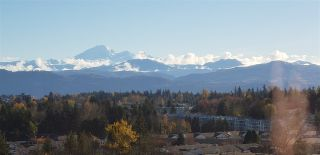 """Photo 1: 1405 3170 GLADWIN Road in Abbotsford: Central Abbotsford Condo for sale in """"Regency Tower"""" : MLS®# R2318450"""