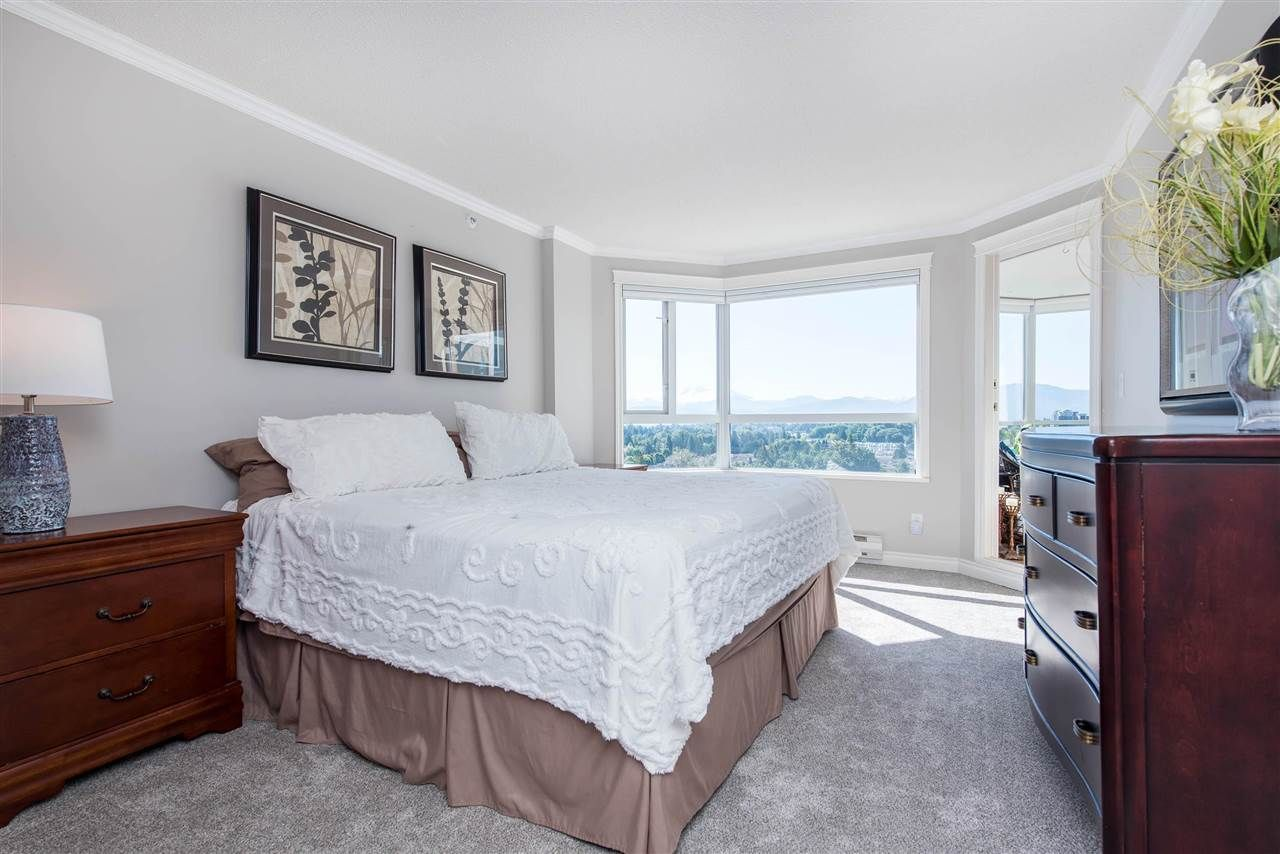 """Photo 25: Photos: 1402 3190 GLADWIN Road in Abbotsford: Central Abbotsford Condo for sale in """"Regency Park"""" : MLS®# R2589497"""