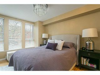 """Photo 9: 203 2626 ALBERTA Street in Vancouver: Mount Pleasant VW Condo for sale in """"THE CALLADINE"""" (Vancouver West)  : MLS®# V1113838"""