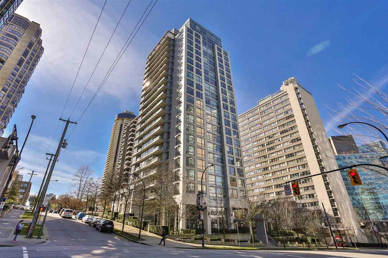 Main Photo: 905 1420 W GEORGIA Street in Vancouver: Yaletown Condo for sale (Vancouver West)  : MLS®# R2048221