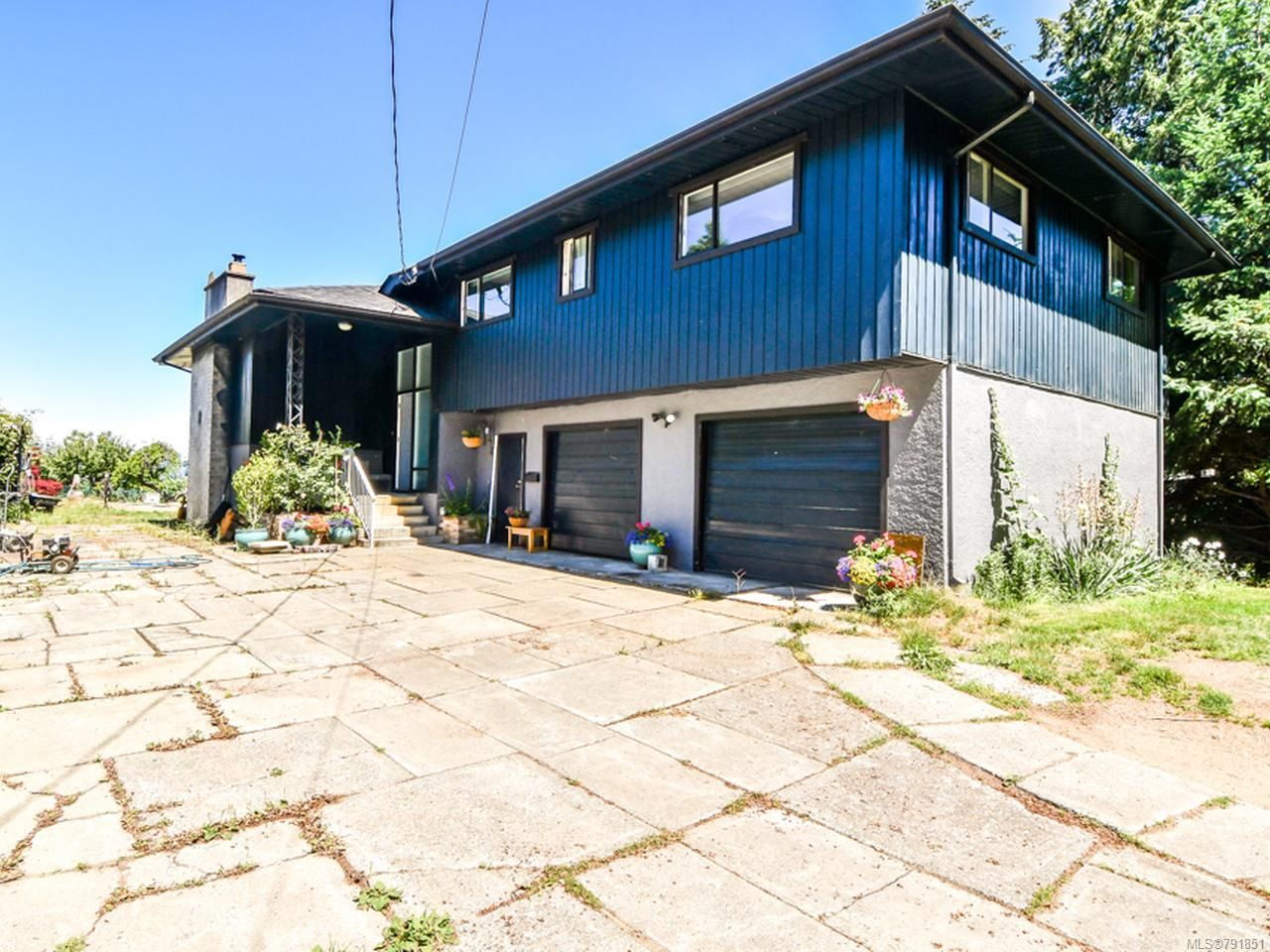 Main Photo: 1720 HIGHLAND ROAD in CAMPBELL RIVER: CR Campbell River West House for sale (Campbell River)  : MLS®# 791851