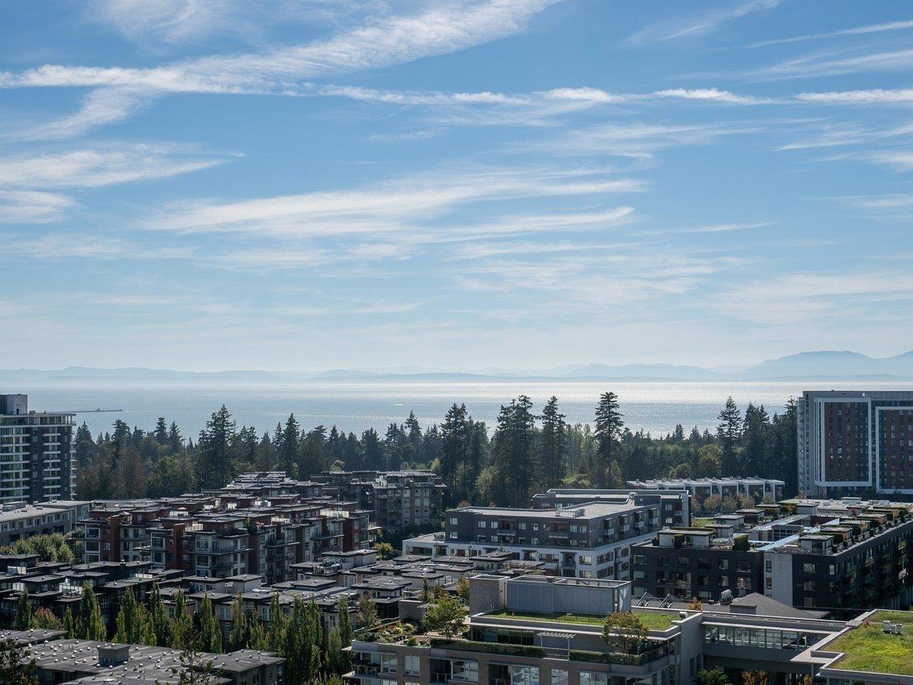 "Main Photo: 2003 5728 BERTON Avenue in Vancouver: University VW Condo for sale in ""ACADEMY"" (Vancouver West)  : MLS®# R2615483"