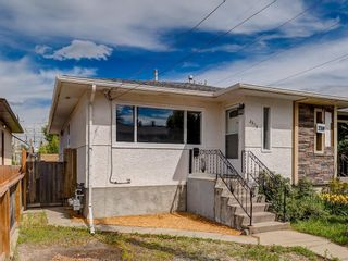 Main Photo: 3316 6 Street NE in Calgary: Winston Heights/Mountview Semi Detached for sale : MLS®# A1155868