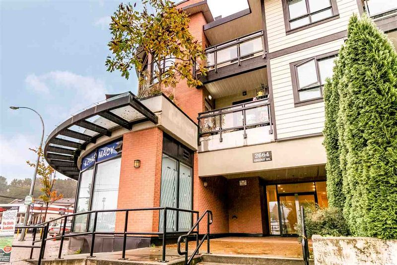 FEATURED LISTING: 204 - 2664 KINGSWAY Avenue Port Coquitlam