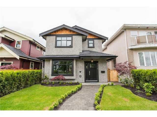FEATURED LISTING: 4116 PANDORA Street Burnaby