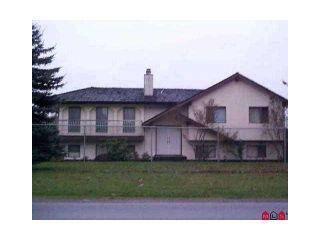 Photo 1: 9350 168 Street in Surrey: Fleetwood Tynehead House for sale : MLS®# F1446394