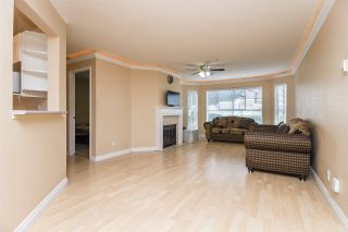 """Photo 3: 103 7171 121 Street in Surrey: West Newton Condo for sale in """"THE HIGHLANDS"""" : MLS®# R2086342"""
