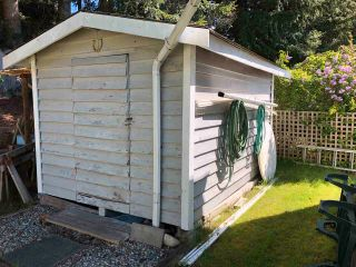 """Photo 18: 43 4116 BROWNING Road in Sechelt: Sechelt District Manufactured Home for sale in """"ROCKLAND WYND MOBILE HOME PARK"""" (Sunshine Coast)  : MLS®# R2580958"""