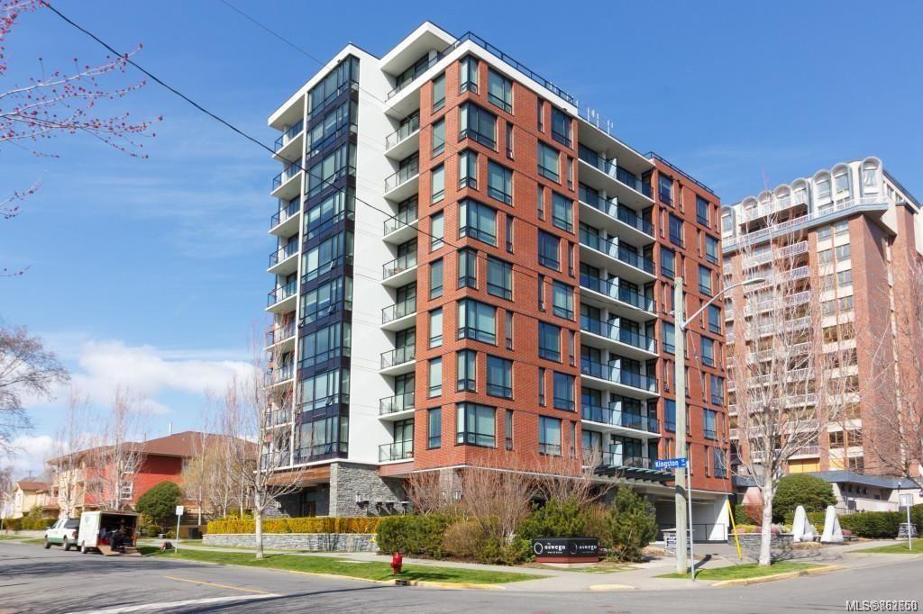 Main Photo: 905 500 Oswego St in : Vi James Bay Condo for sale (Victoria)  : MLS®# 862650