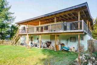 Photo 38: 21184 DEWDNEY TRUNK Road in Maple Ridge: Southwest Maple Ridge House for sale : MLS®# R2541732