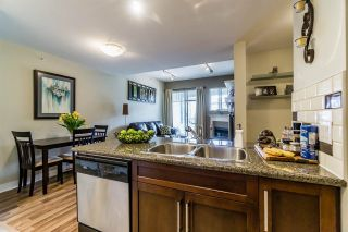 """Photo 5: 411 2468 ATKINS Avenue in Port Coquitlam: Central Pt Coquitlam Condo for sale in """"THE BORDEAUX"""" : MLS®# R2062681"""