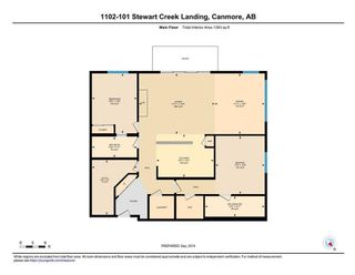 Photo 19: 1102, 101A Stewart Creek Landing in Canmore: Condo for sale : MLS®# A1096361