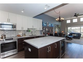 "Photo 3: 310 19528 FRASER Highway in Surrey: Cloverdale BC Condo for sale in ""The Fairmont"" (Cloverdale)  : MLS®# R2339171"